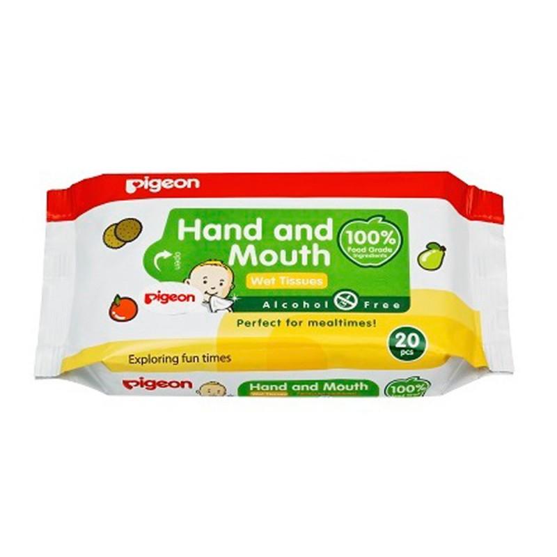 Mouth Tissues 95