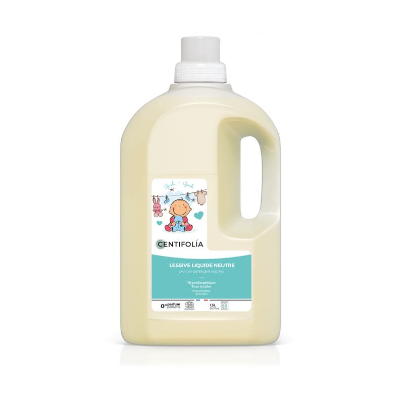 Centifolia Bebe Laundry Detergent Neutral 1.5L | Bathing