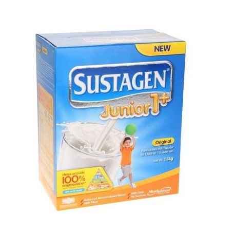 Sustagen Junior1 Milk Powder 1 3years Food