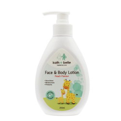 Kath + Belle Face and Body Lotion 250ml