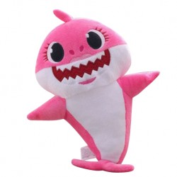 BabeSteps Light and Music Soft Dolls Baby Shark Toys