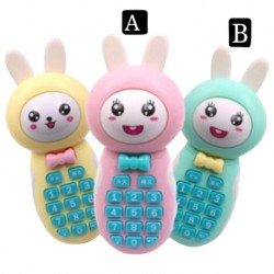 BabeSteps Baby Early Education Music Mobile Phone Toys -...