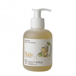 Buds Cherished Organics Happy Baby Head To Toe Cleanser 250ml