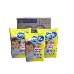 MamyPoko Pants Standard XL40 (3 Packs) New Packaging