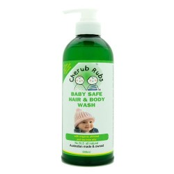 Cherub Rubs Hair & Body Wash (500ml)