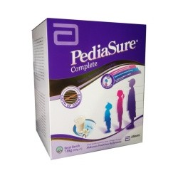 Pediasure Complete S3S Vanilla (1-10year) 1.8kg Bib (New Packing)