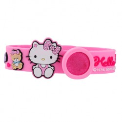 Blessed Bee Hello Kitty Mosquito Repellent Refillable Band for kids(Made In Korea) For Kids