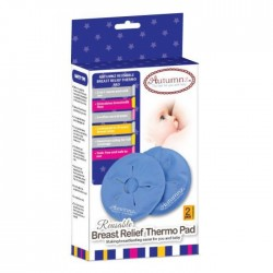 Autumnz Reusable Breast Relief Thermo Pads *BPA free* (2 pcs)