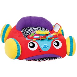Playgro Large Activity Floorplay-Music and Lights Comfy Car