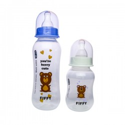 FIFFY PP Twin Pack Bottle (240ml+120ml) - 98-165