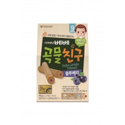 Ivenet Bebe Grain Friend - Blueberry (40g)