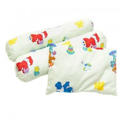 Sesame Street Beginnings Baby 2 Bolster & Pillow Set - Time for Play