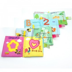Toys Funtastic Soft Book - My First Book