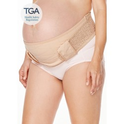 Mamaway Ergonomic Maternity Support Belt (NUDE)