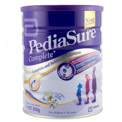Abbott PediaSure Complete S3S Vanilla (1-10 years) 850g
