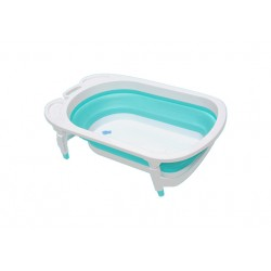 BiBiLove Foldable Bath Tub-Blue