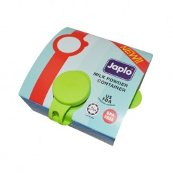 Japlo Milk Powder Container - Light Green