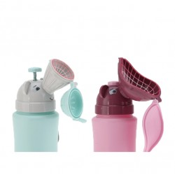 BabeSteps Baby portable urinal urinal travel toilet (Boy and Girl)