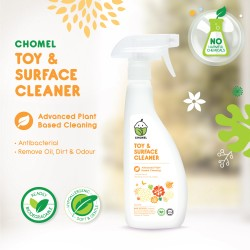 (Buy 1 FREE 1) Chomel Toy & Surface Cleaner - 500ML (CTSC-500ML)