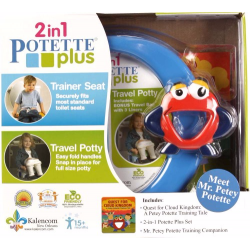 Potette Plus Petey Set - Blue