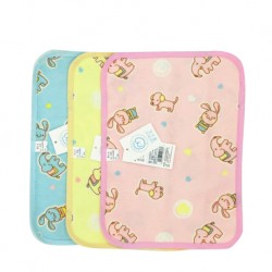 AIERLE Changing Mat 2pcs (50cm x 35cm) - Mixed Colours