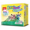 BabyLove Diapers Play Pants Nano Power Plus - L 54pcs (4 Packs)