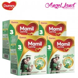Dumex Mamil Learning 3 (1-3 years) 1.2kg (4 Pack)