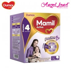 Dumex Mamil Active 4 (4+ years) 1.2 kg