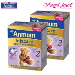 Anmum Infacare Step 2 (6-18month) 650g (2 packs)