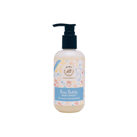 Bare Nuhcessities Bubbly Baby Wash 230ml