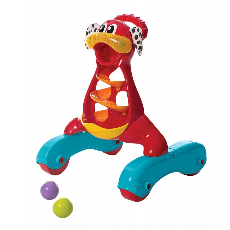 Playgro Step By Step Music And Lights Puppy Walker Gears