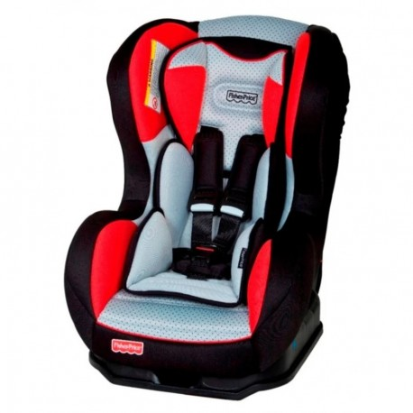 Fisher Price Convertible Car Seat (Red)