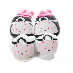 BABY STYLE ASIA Baby 3D Botties & Mittens Set (BM-1G)