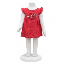 BABY STYLE ASIA Baby Girls Petite Rose Dress