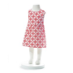 BABY STYLE ASIA BABY GIRLS DRESS SUMMER STYLE PATTERN PRINTED