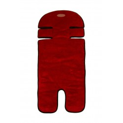 Babyhood Stroller Liner (Red)