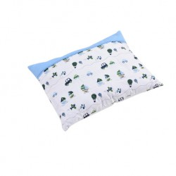 Babylove 100% Cotton Premium Pillow XXL (Captain Blue)