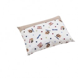 Babylove 100% Cotton Premium Pillow XL (Animals Stars)