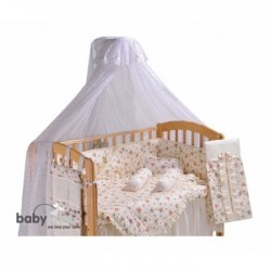Babylove Mosquito Net XL Embroidery