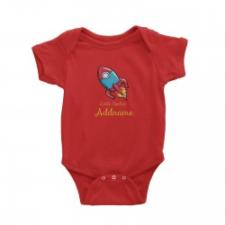 Babywears.my Little Rocket Addname T-Shirt Personalizable Designs For Boys