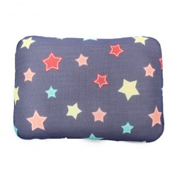 GioPillow Baby Pillow ( Size M ) Navy Star