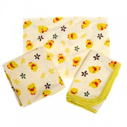 BabeSteps Waterproof Washable Diaper Changing Mat Pad (L)