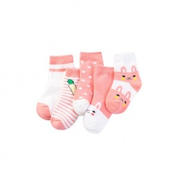 BabeSteps Cotton Breathable Warm and Deodorize Baby Socks