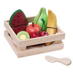 Wonder World Fruity Basket