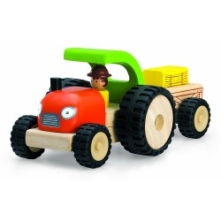Wonder World Mini Tractor