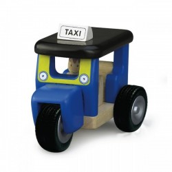 Wonder World Mini Tuk Tuk