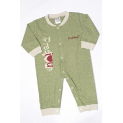 Budding Baby Anti-Mosquito Apparel Jumper Boy - Green