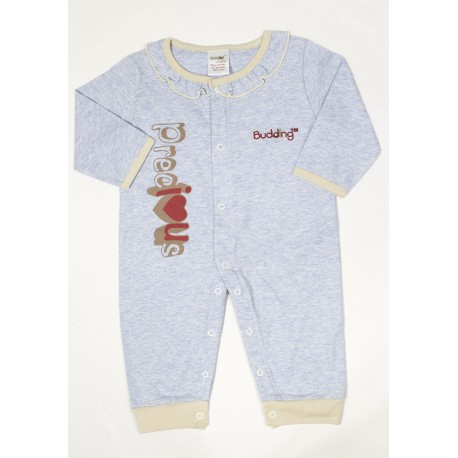 NOMOS Anti-Mosquito Apparel Jumper Girl - Blue