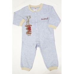 Budding Baby Anti-Mosquito Apparel Long Sleeve & Long Pant Boy - Blue