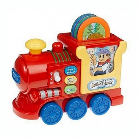 Vtech Teach & Travel Animal Train
